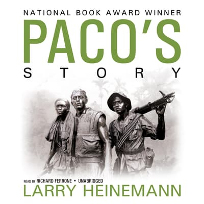 Paco's Story by Larry Heinemann audiobook