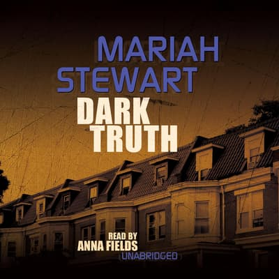 Dark Truth by Mariah Stewart audiobook