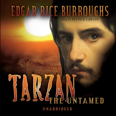 Tarzan the Untamed by Edgar Rice Burroughs audiobook