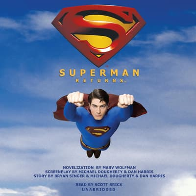 Superman Returns by Marv Wolfman audiobook