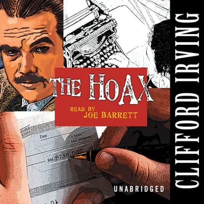 The Hoax by Clifford Irving audiobook