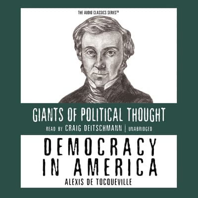 Democracy in America by Ralph Raico audiobook