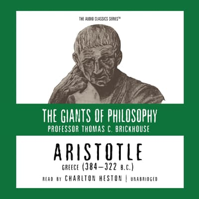 Aristotle by Thomas C. Brickhouse audiobook