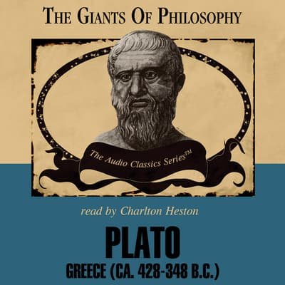 Plato by Berel Lang audiobook