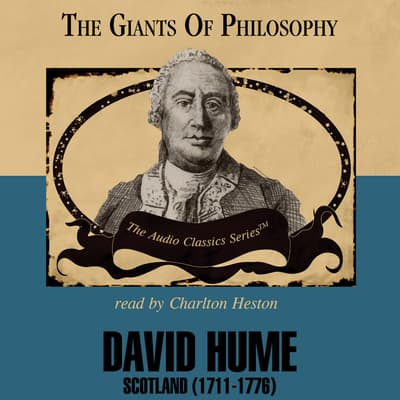 David Hume by Nicholas Capaldi audiobook