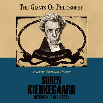 Søren Kierkegaard by George Connell audiobook