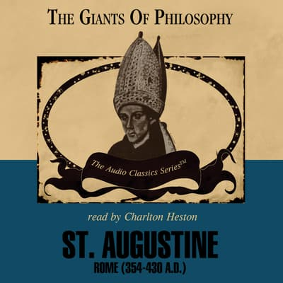 St. Augustine by R. J. O'Connell audiobook