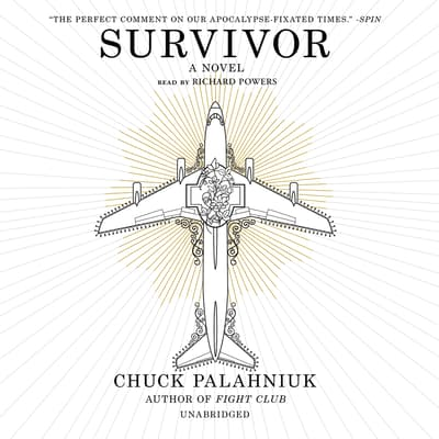Survivor by Chuck Palahniuk audiobook