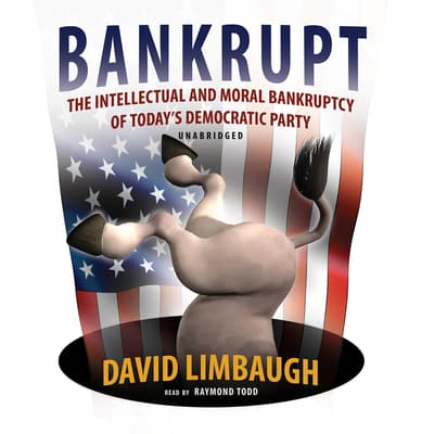 Bankrupt by David Limbaugh audiobook