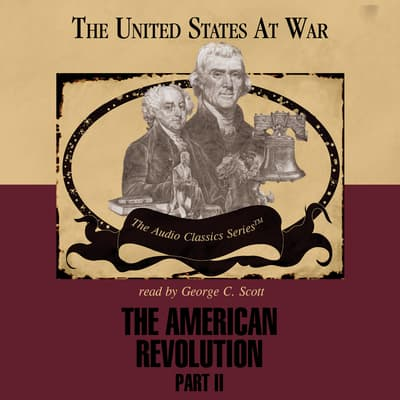 The American Revolution, Part 2 by George H. Smith audiobook
