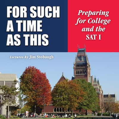For Such a Time as This by James P. Stobaugh audiobook