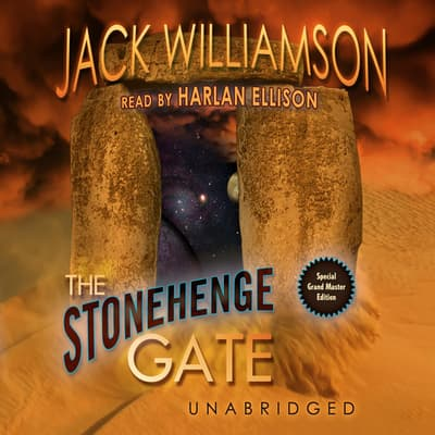 The Stonehenge Gate by Jack Williamson audiobook