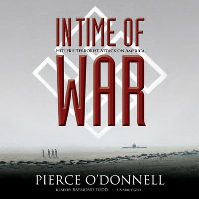 In Time of War by Pierce O'Donnell audiobook