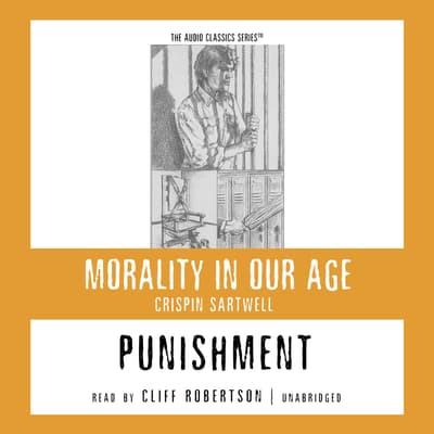 Punishment by Crispin Sartwell audiobook