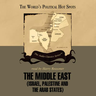 The Middle East by Wendy McElroy audiobook
