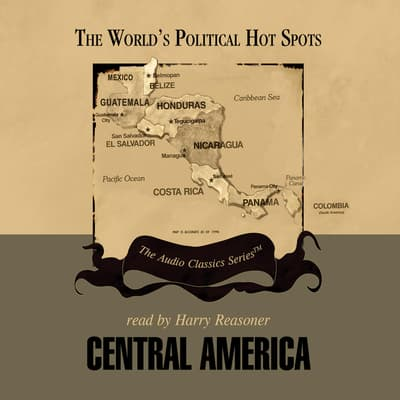 Central America by Joseph Stromberg audiobook