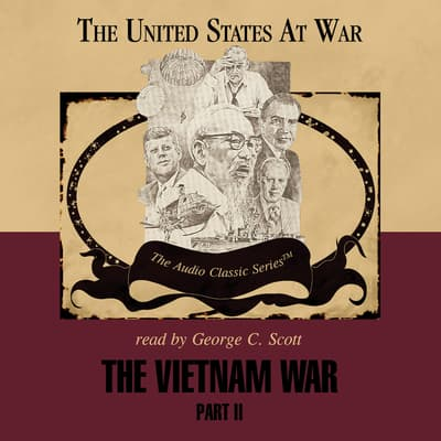The Vietnam War: Part 2 by Wendy McElroy audiobook