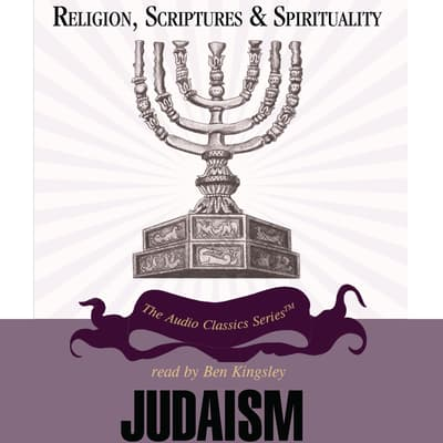 Judaism by Geoffrey Wigoder audiobook