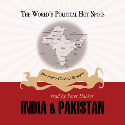 India and Pakistan by Gregory Kozlowski audiobook