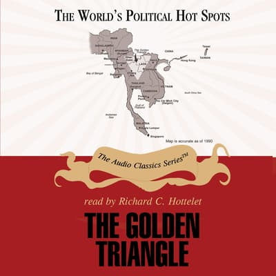 The Golden Triangle by Bertil Lintner audiobook