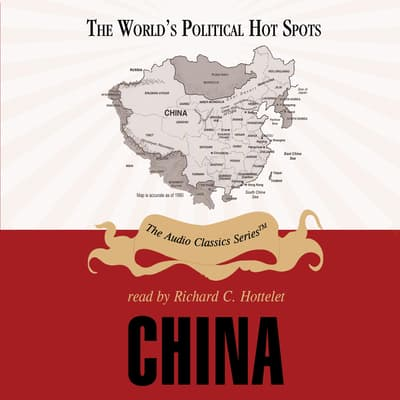 China by Murray Sayle audiobook