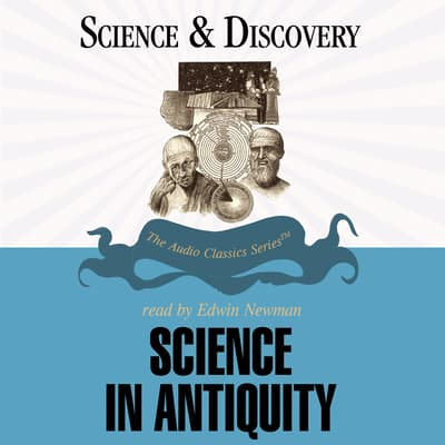 Science in Antiquity by Jon Mandaville audiobook