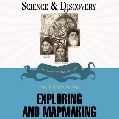 Exploring and Mapmaking by Ian Jackson audiobook