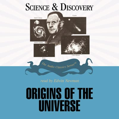 Origins of the Universe by Jack Arnold audiobook