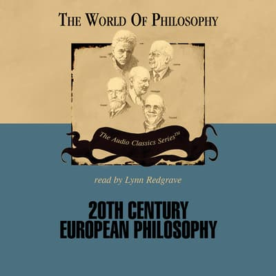 Twentieth Century European Philosophy by Ed Casey audiobook