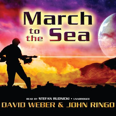 March to the Sea by David Weber audiobook