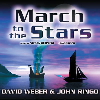 March to the Stars by David Weber audiobook