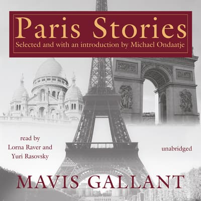 Paris Stories by Mavis Gallant audiobook