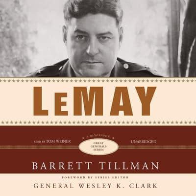 LeMay by Barrett Tillman audiobook