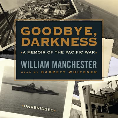 Goodbye, Darkness by William Manchester audiobook
