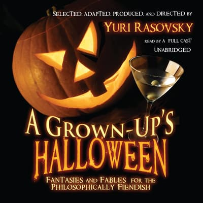A Grown-Up's Halloween by various authors audiobook