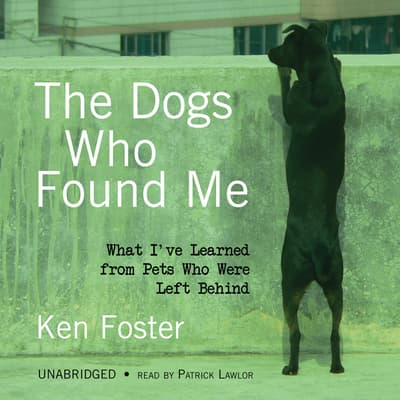 The Dogs Who Found Me by Ken Foster audiobook