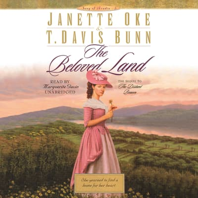 The Beloved Land by Janette Oke audiobook