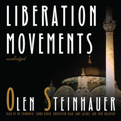 Liberation Movements by Olen Steinhauer audiobook
