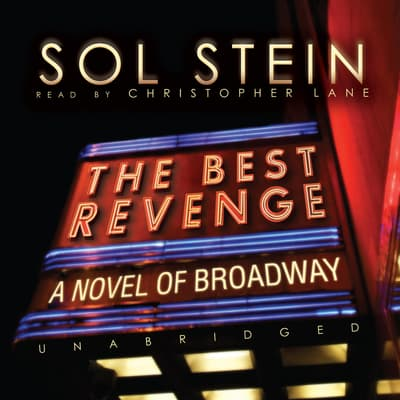 The Best Revenge by Sol Stein audiobook