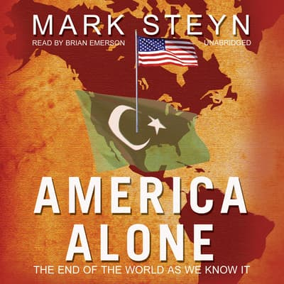 America Alone by Mark Steyn audiobook