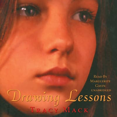 Drawing Lessons by Tracy Mack audiobook