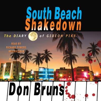 South Beach Shakedown by Don Bruns audiobook