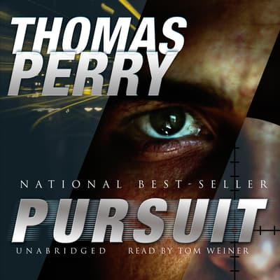 Pursuit by Thomas Perry audiobook