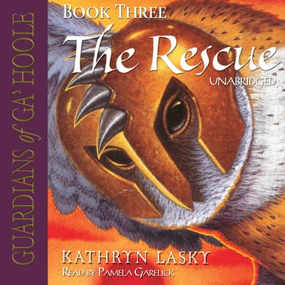 The Rescue by Kathryn Lasky audiobook