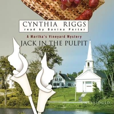 Jack in the Pulpit by Cynthia Riggs audiobook