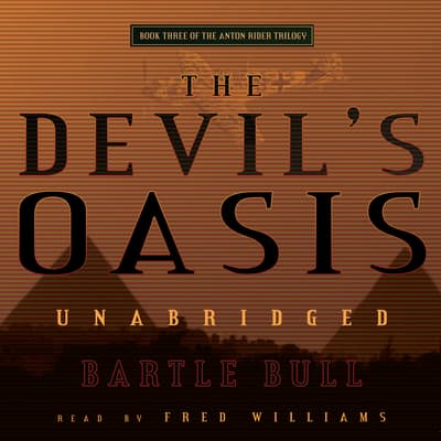The Devil's Oasis by Bartle Bull audiobook