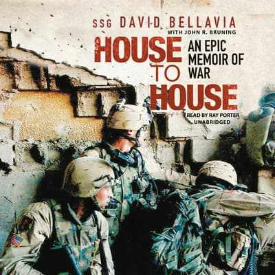 House to House by David Bellavia audiobook