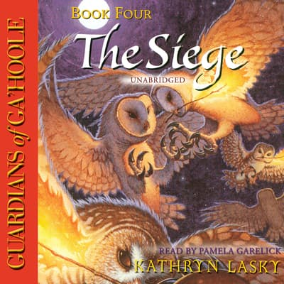 The Siege by Kathryn Lasky audiobook