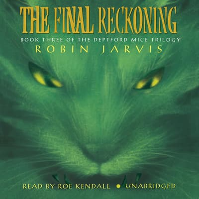 The Final Reckoning by Robin Jarvis audiobook