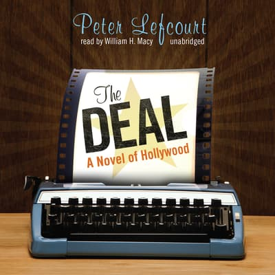 The Deal by Peter Lefcourt audiobook